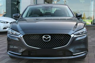 2021 Mazda 6 GL1033 GT SP SKYACTIV-Drive Polymetal Grey 6 Speed Sports Automatic Sedan