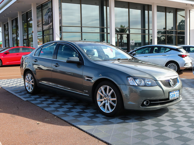 Used Holden Calais VE II MY12 , 2012 Holden Calais VE II MY12 Grey 6 Speed Sports Automatic Sedan