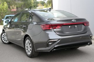 2018 Kia Cerato BD MY19 S Steel Grey 6 Speed Sports Automatic Sedan.