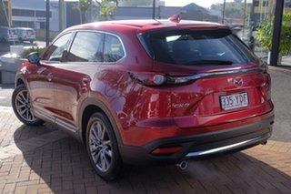 2017 Mazda CX-9 TC Azami SKYACTIV-Drive Soul Red Crystal 6 Speed Sports Automatic Wagon.