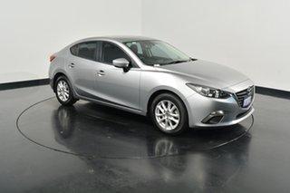 2016 Mazda 3 BM5278 Neo SKYACTIV-Drive Aluminium 6 Speed Sports Automatic Sedan