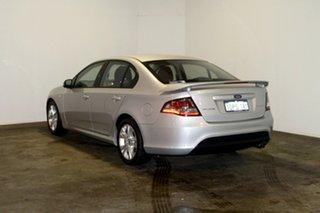 2011 Ford Falcon FG XR6 Silver 6 Speed Sports Automatic Sedan.