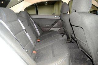2011 Ford Falcon FG XR6 Silver 6 Speed Sports Automatic Sedan