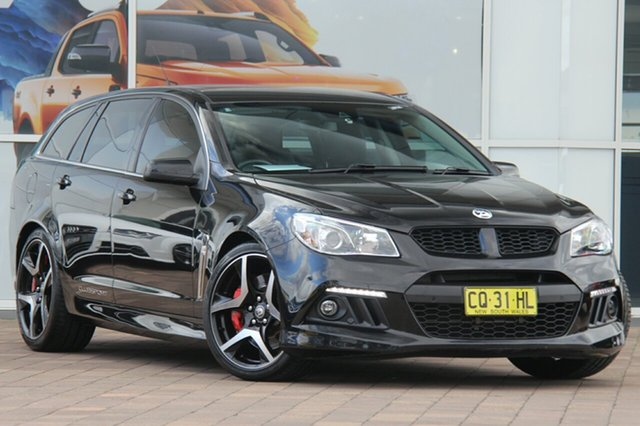 Used Holden Special Vehicles Clubsport E Series 3 MY12.5 R8 Tourer, 2013 Holden Special Vehicles Clubsport E Series 3 MY12.5 R8 Tourer Black 6 Speed Sports Automatic