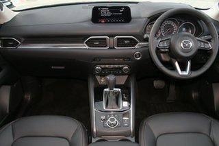 2018 Mazda CX-5 KF4WLA GT SKYACTIV-Drive i-ACTIV AWD Jet Black 6 Speed Sports Automatic Wagon