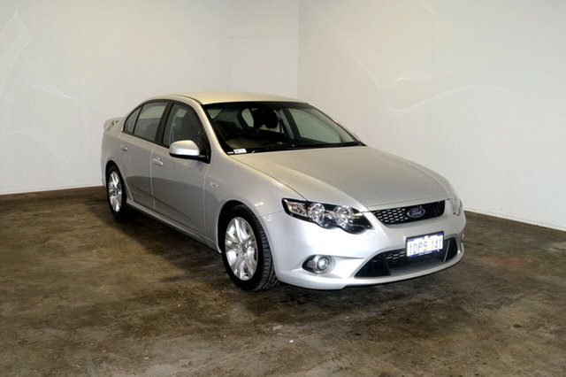 Used Ford Falcon FG XR6, 2011 Ford Falcon FG XR6 Silver 6 Speed Sports Automatic Sedan