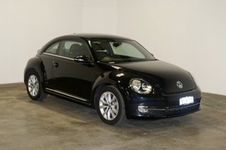 2013 Volkswagen Beetle 1L MY13 Coupe DSG Deep Black Pearl Effect 7 Speed.