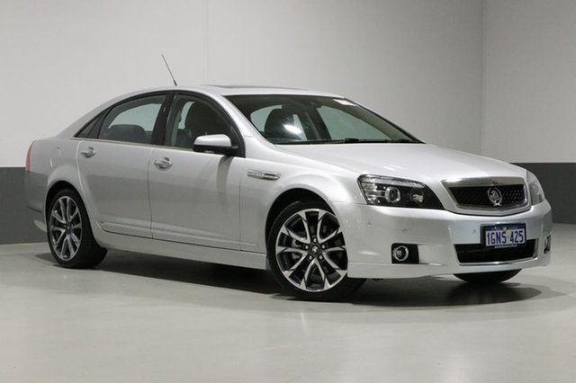 Used Holden Caprice WN MY16 V, 2016 Holden Caprice WN MY16 V Nitrate 6 Speed Auto Active Sequential Sedan