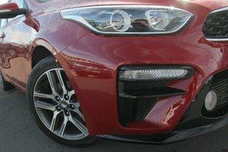 2020 Kia Cerato BD MY20 Sport Runway Red 6 Speed Sports Automatic Sedan.