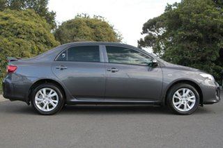 2012 Toyota Corolla ZRE152R MY11 Ascent Sport Graphite 4 Speed Automatic Sedan