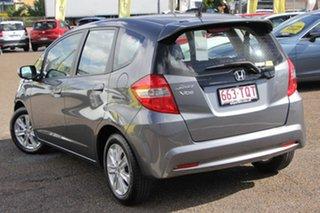 2013 Honda Jazz GE MY13 Vibe Grey 5 Speed Automatic Hatchback.