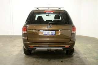 2013 Ford Territory SZ TS Seq Sport Shift AWD Bronze 6 Speed Sports Automatic Wagon
