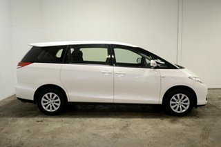 2013 Toyota Tarago ACR50R MY13 GLi White 7 Speed Constant Variable Wagon