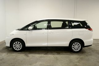 2013 Toyota Tarago ACR50R MY13 GLi White 7 Speed Constant Variable Wagon.