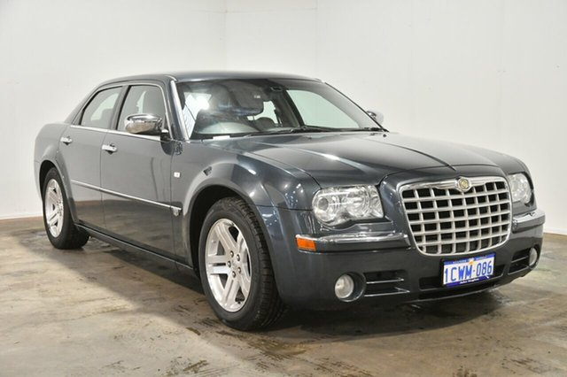 Used Chrysler 300C MY2008 , 2008 Chrysler 300C MY2008 Blue 5 Speed Sports Automatic Sedan