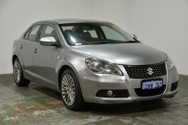 Used Suzuki Kizashi FR MY11 Prestige, 2011 Suzuki Kizashi FR MY11 Prestige Grey 6 Speed Constant Variable Sedan