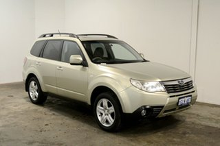 2010 Subaru Forester S3 MY10 XS AWD Premium Gold 5 Speed Manual Wagon