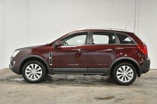 2014 Holden Captiva CG MY14 5 LT Maroon 6 Speed Sports Automatic Wagon.