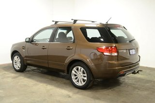 2013 Ford Territory SZ TS Seq Sport Shift AWD Bronze 6 Speed Sports Automatic Wagon.