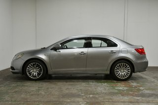 2011 Suzuki Kizashi FR MY11 Prestige Grey 6 Speed Constant Variable Sedan