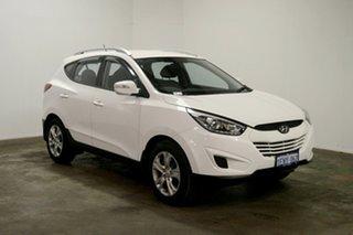 2014 Hyundai ix35 LM3 MY14 Active Pure White 6 Speed Sports Automatic Wagon.