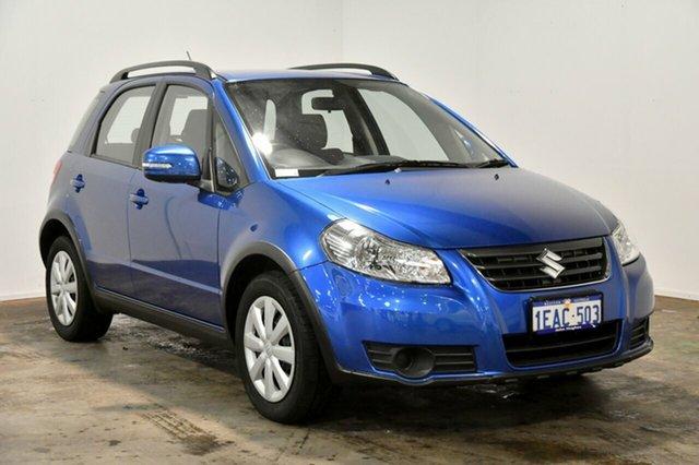 Used Suzuki SX4 GYA MY11 , 2012 Suzuki SX4 GYA MY11 Blue 6 Speed Constant Variable Hatchback