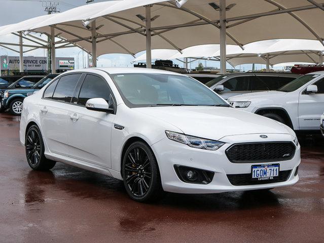 Used Ford Falcon FG X XR6 Sprint, 2016 Ford Falcon FG X XR6 Sprint White 6 Speed Auto Seq Sportshift Sedan