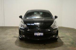 2013 Citroen DS5 Dsport Black 6 Speed Automatic Hatchback