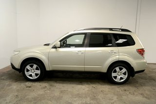 2010 Subaru Forester S3 MY10 XS AWD Premium Gold 5 Speed Manual Wagon.