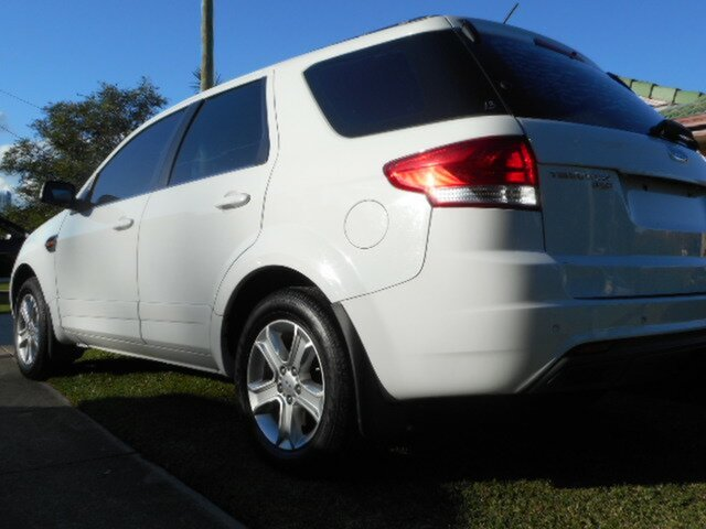 Used Ford Territory SZ TX (RWD) Southport, 2011 Ford Territory SZ TX (RWD) 6 Speed Automatic Wagon