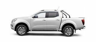 2018 Nissan Navara D23 S3 ST-X White Diamond 6 Speed Manual Utility