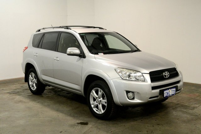 Used Toyota RAV4 ACA38R MY12 Cruiser 4x2, 2012 Toyota RAV4 ACA38R MY12 Cruiser 4x2 Silver 4 Speed Automatic Wagon
