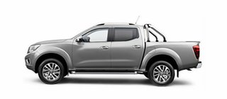 2018 Nissan Navara D23 S3 ST-X Brilliant Silver 6 Speed Manual Utility