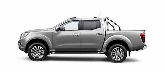 New Nissan Navara D23 S3 ST-X, 2018 Nissan Navara D23 S3 ST-X Brilliant Silver 6 Speed Manual Utility