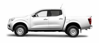 2017 Nissan Navara D23 S2 RX Polar White 7 Speed Sports Automatic Utility