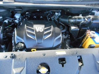 2012 Kia Grand Carnival VQ MY12 SLi 6 Speed Automatic Wagon