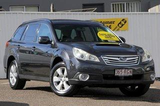 2010 Subaru Outback B5A MY10 2.0D AWD Grey 6 Speed Manual Wagon.