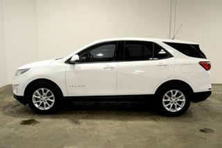 2017 Holden Equinox EQ MY18 LS FWD White 6 Speed Sports Automatic Wagon.