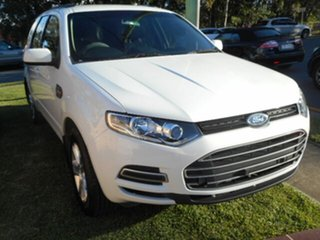 2011 Ford Territory SZ TX (RWD) 6 Speed Automatic Wagon.