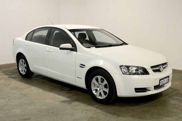 Used Holden Commodore VE MY10 Omega, 2010 Holden Commodore VE MY10 Omega White 6 Speed Sports Automatic Sedan