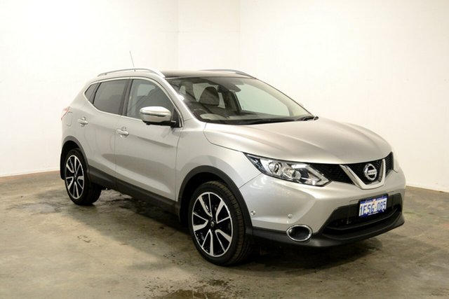 Used Nissan Qashqai J11 TI, 2015 Nissan Qashqai J11 TI Silver 1 Speed Constant Variable Wagon