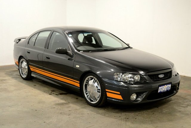 Used Ford Falcon BF Mk II XR6, 2006 Ford Falcon BF Mk II XR6 Grey 6 Speed Sports Automatic Sedan