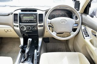 2007 Toyota Landcruiser Prado KDJ120R GXL Gold 5 Speed Automatic Wagon.