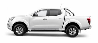 2018 Nissan Navara D23 S3 ST Polar White 6 Speed Manual Utility