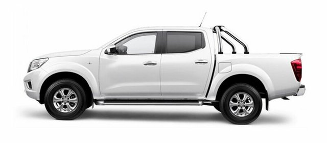 Demo Nissan Navara D23 S3 ST, 2018 Nissan Navara D23 S3 ST Polar White 6 Speed Manual Utility
