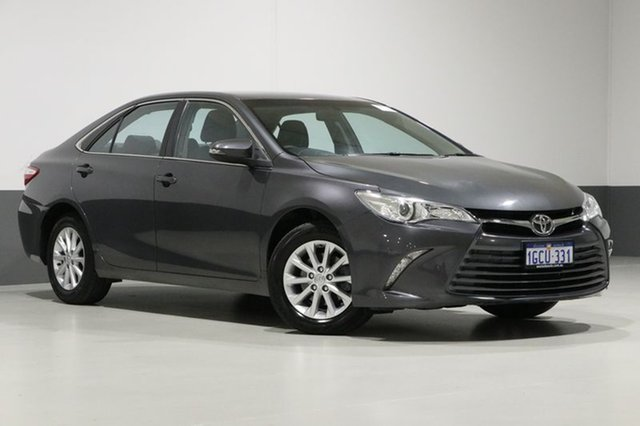 Used Toyota Camry ASV50R MY15 Altise, 2016 Toyota Camry ASV50R MY15 Altise Graphite 6 Speed Automatic Sedan