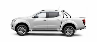2018 Nissan Navara D23 S3 ST-X White Diamond 7 Speed Sports Automatic Utility
