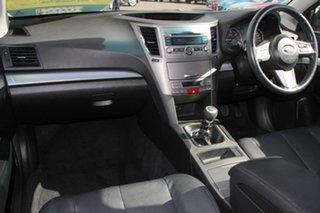 2010 Subaru Outback B5A MY10 2.0D AWD Grey 6 Speed Manual Wagon
