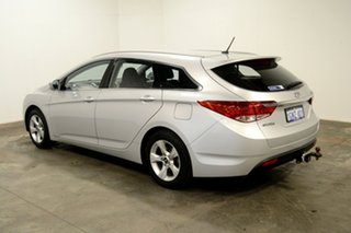 2011 Hyundai i40 VF Active Tourer Silver 6 Speed Sports Automatic Wagon.