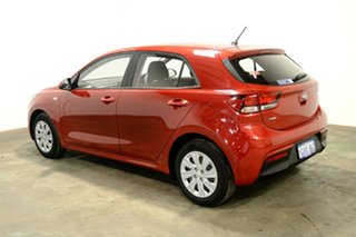 2017 Kia Rio YB MY17 S Signal Red 4 Speed Sports Automatic Hatchback.